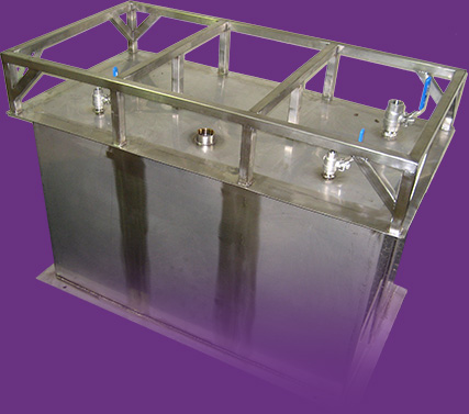 Stainless Steel UN Approved Waste Fuel Storage Tank